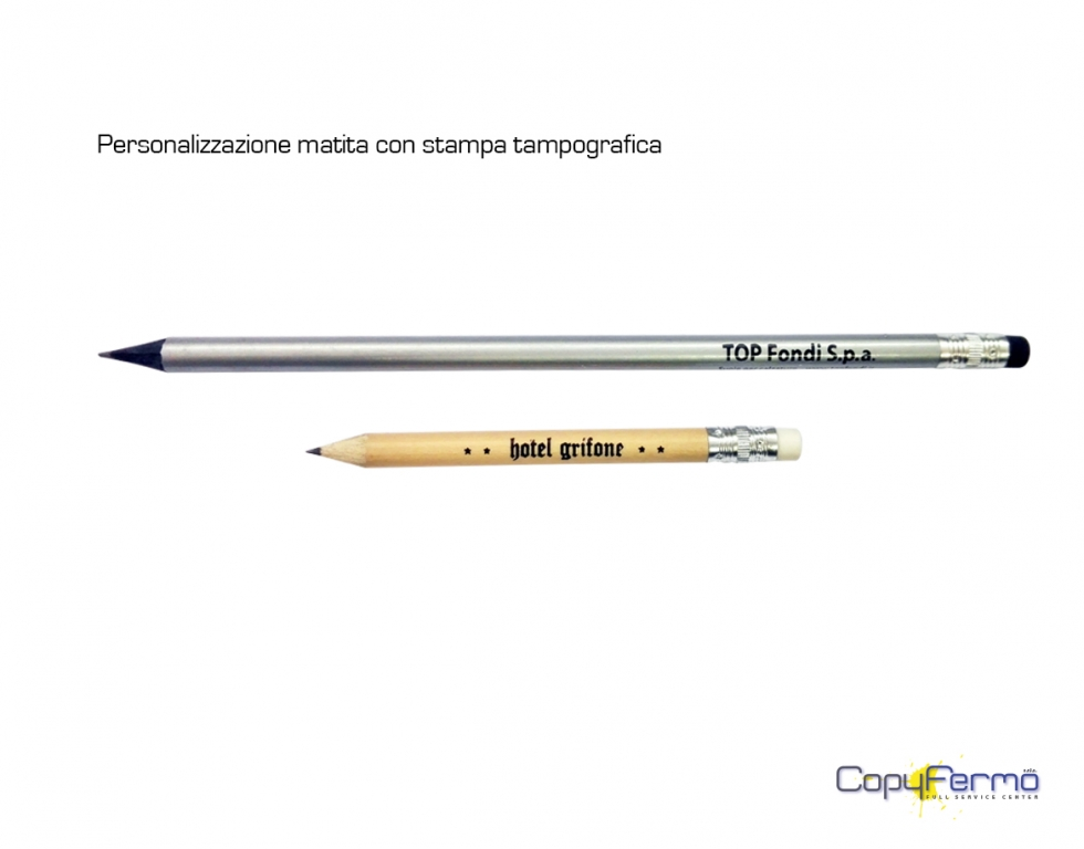 tampografico matite